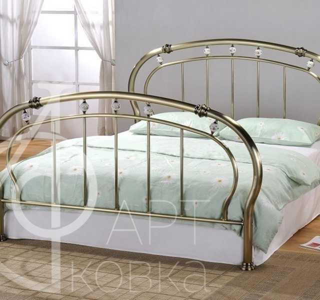 Кованая кровать Вальда