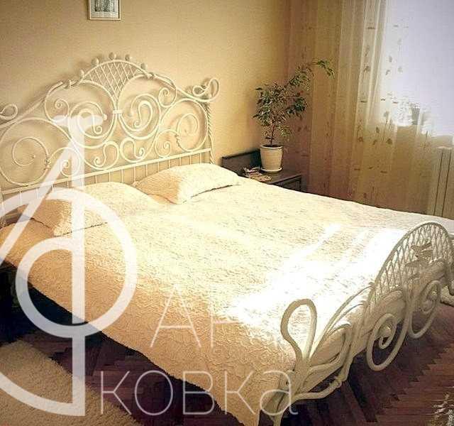 Кованая кровать Эгелла