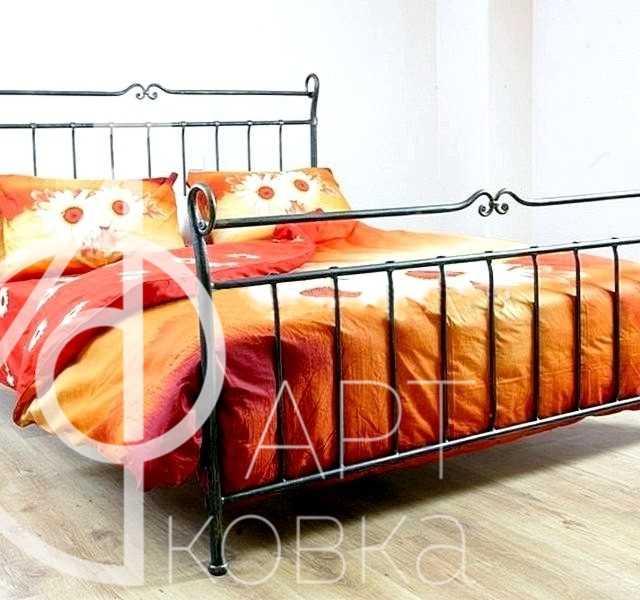 Кованая кровать Умбра 78