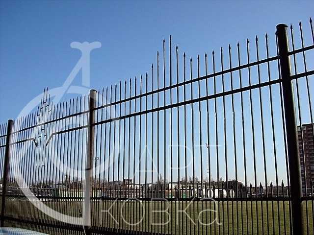 Сварной забор Коримфус