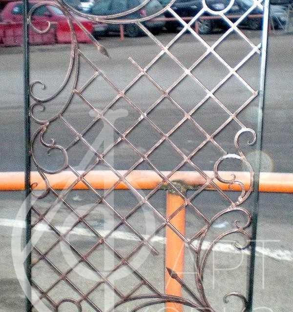 Сварная решетка Хротгар 133