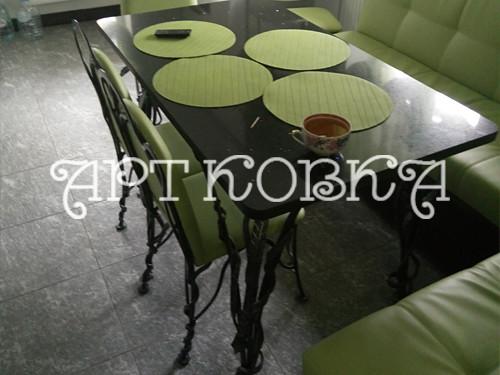 Кованые стулья Белла