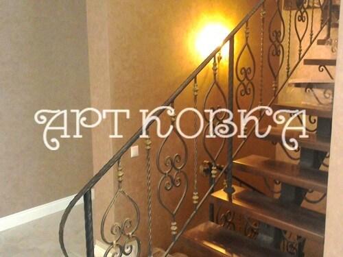Кованая лестница Циана