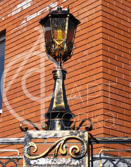 Кованый фонарь Элоиза
