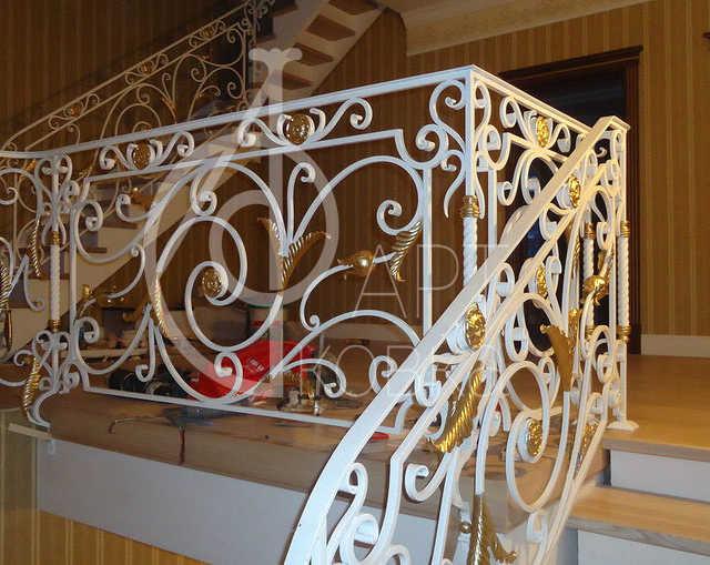Кованые перила для лестниц Абелас 47