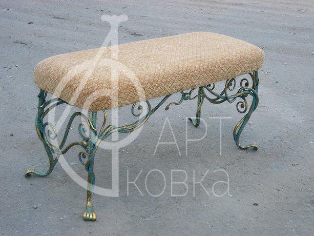 Кованый стул Бель