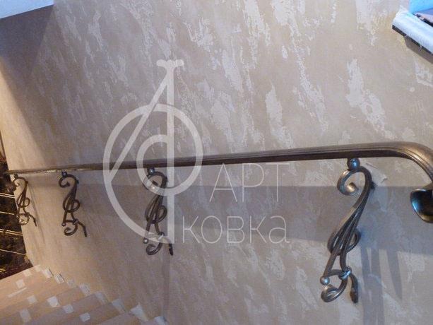 Кованые перила для лестницы Мерриль