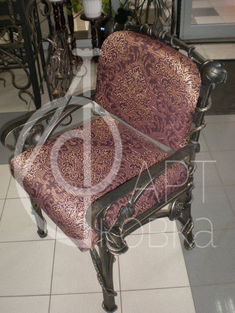 Кованый стул Дори