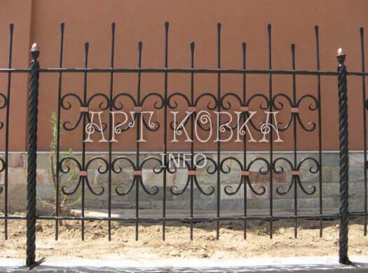Сварной забор Самбит