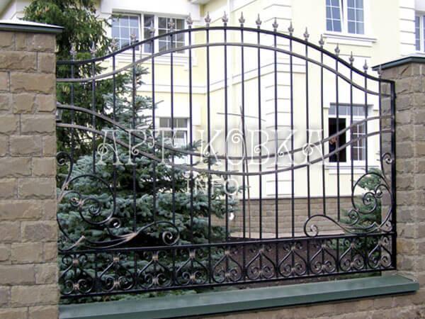 Сварной забор Самсит