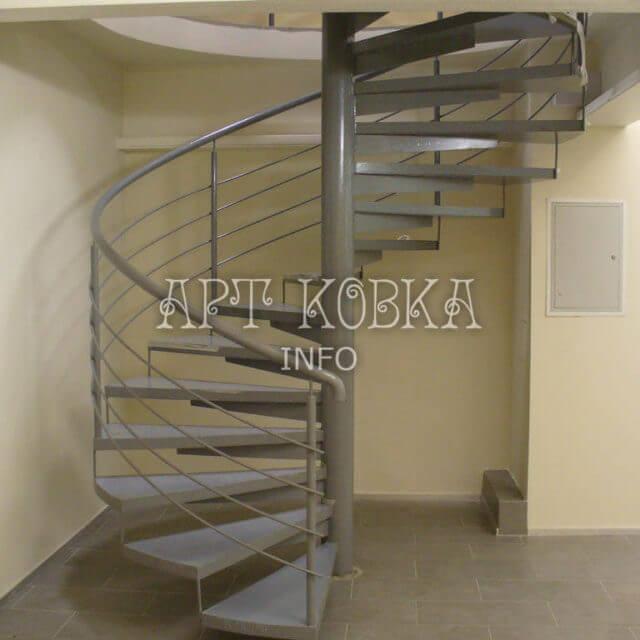 Сварная лестница Сонет